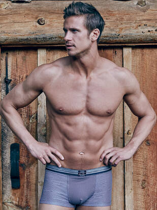 Jockey Short Trunk