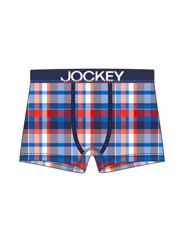 Jockey Fashion Trunk dark-iris