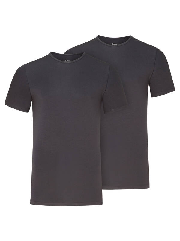 Jockey 3D-Innovations Tshirt Duopack black