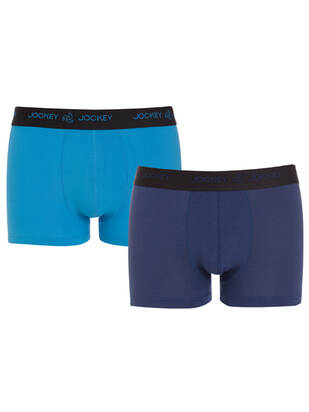 Jockey 3D Short Trunk Duopack