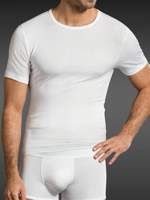 Premium Cotton Stretch Tshirt