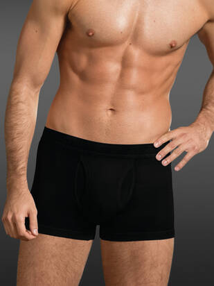Premium Cotton Stretch Trunk Fly