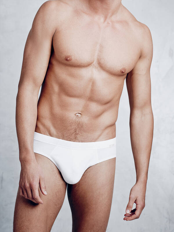Jockey Cotton+ 3erPack Brief