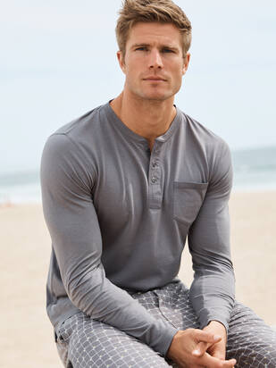 M+XL / Jockey Longsleeve Shirt