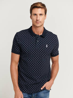 Jockey Fashion Poloshirt