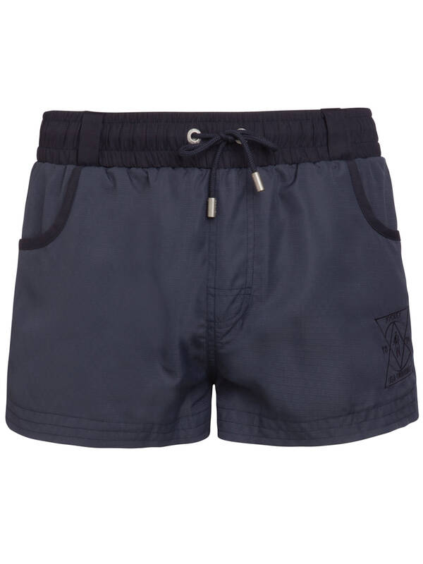 Jockey Beach Athletic Short blue-nights