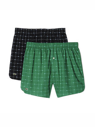 M / 2erPack Boxer Lacoste