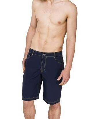 Levis Bade-Boxershort Kitts navy
