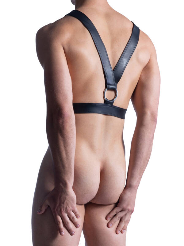 Manstore M510 Black Harness black