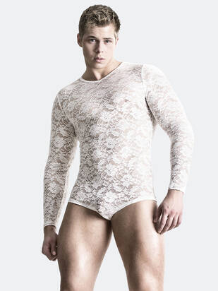 L / Manstore V-Neck Body