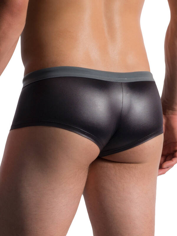 Manstore M750 Beach Hot Pants black