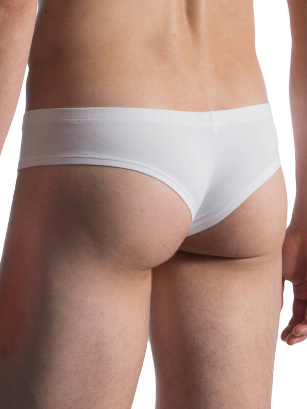 Manstore M800 Cheeky Brief white