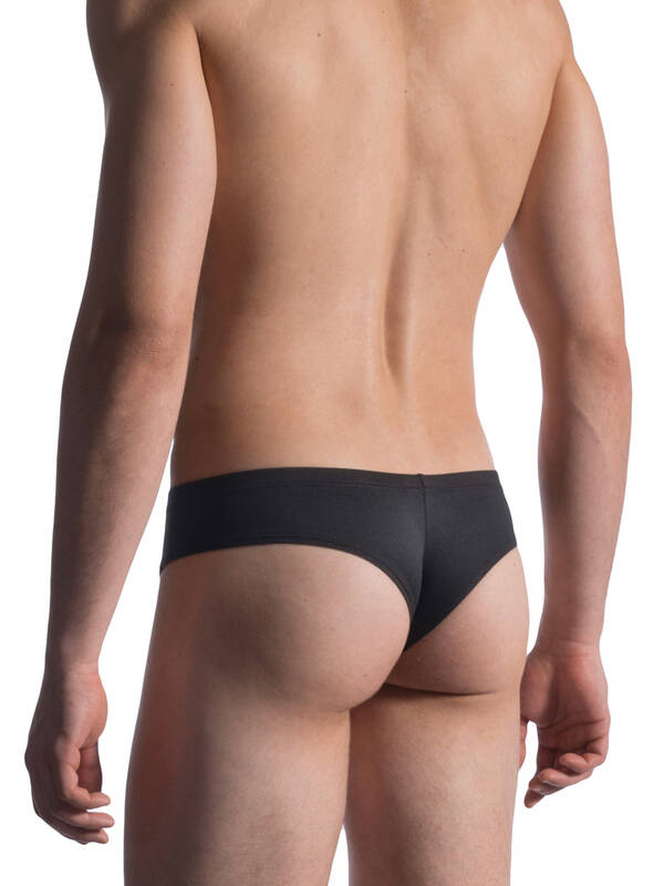 Manstore M800 Cheeky Brief black
