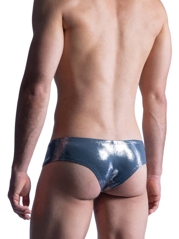 Manstore M857 Cheeky Brief grey