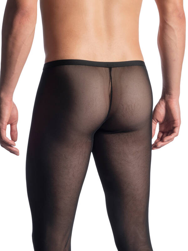 Manstore M863 Bungee Leggings black