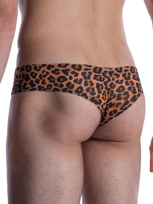 Manstore M2001 Cheeky Brief ozelot
