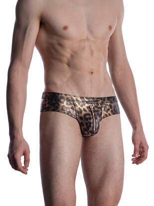 Manstore Zipped Brief