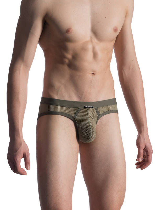 Manstore M805 Jock Brief moss