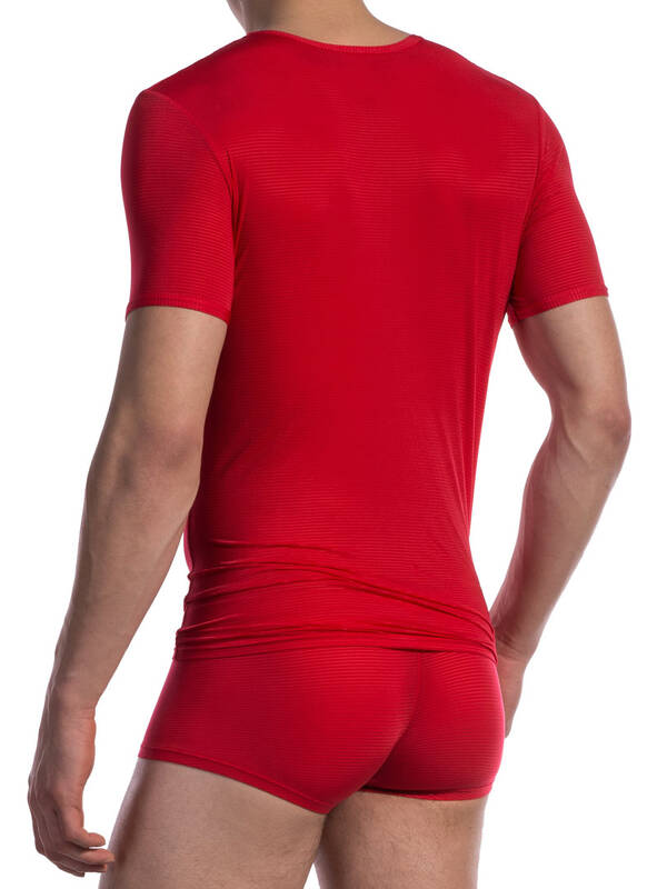 Olaf Benz RED1201 Tshirt red