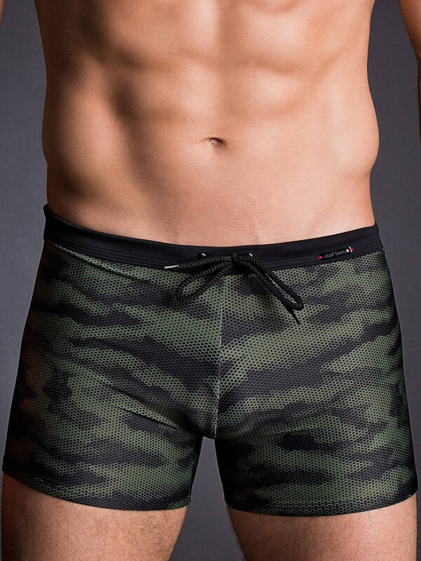 Olaf Benz BLU1655 Surfboxer camouflage