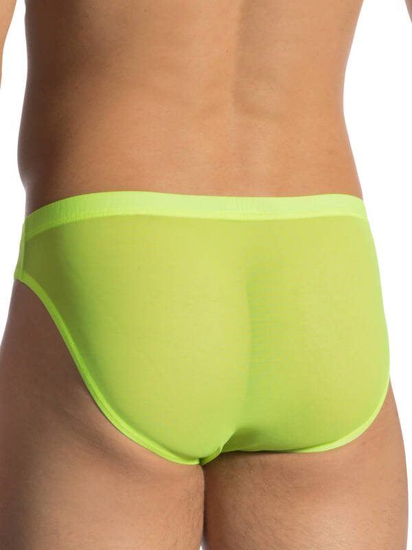 Olaf Benz RED1762 Brazilbrief neon-green