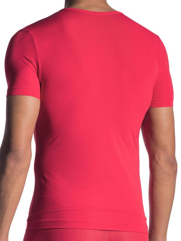 Olaf Benz RED1802 Tshirt V-Neck regular red