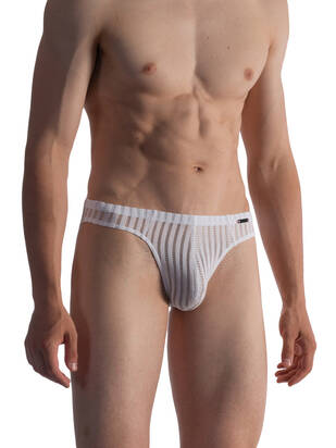Olaf Benz RED1865 Brazilbrief weiss