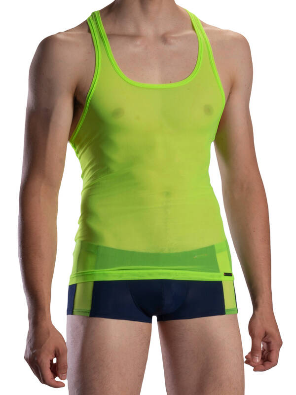 Olaf Benz RED1872 Athletic-Shirt neon-green