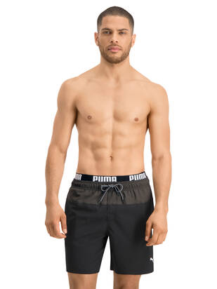 PUMA Swim Logo Short
