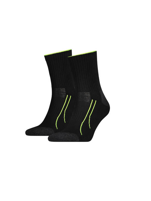 Puma Performance Train 2erPack Short Sock black