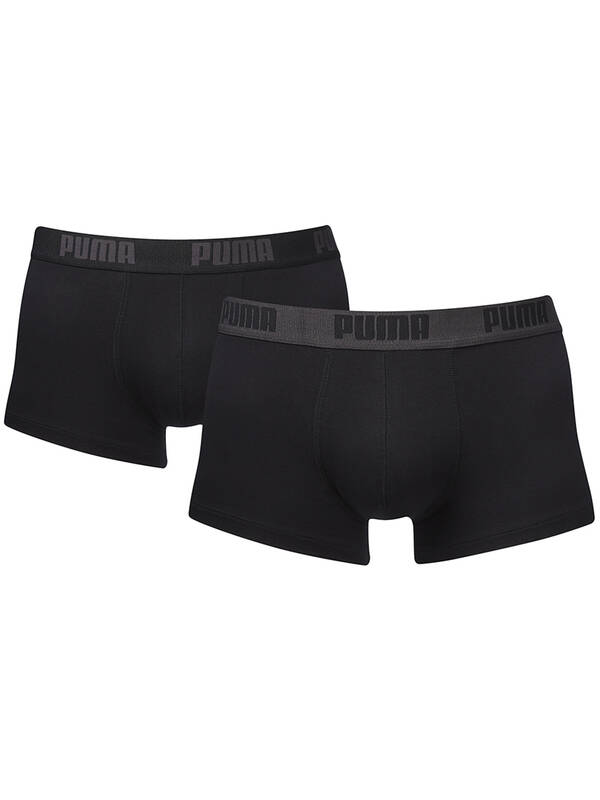 Puma 2erPack Basic Trunk black/black