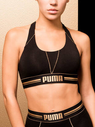 Puma Cross-Back Bra