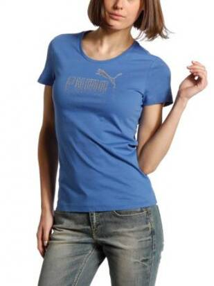 M / Puma Crystal T-Shirt