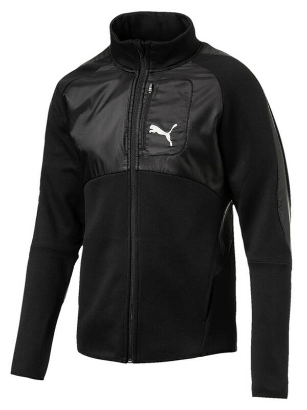 PUMA Evostripe Shield Fusion Jacke cotton-black