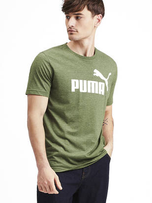 Puma Essentials Heather Tshirt