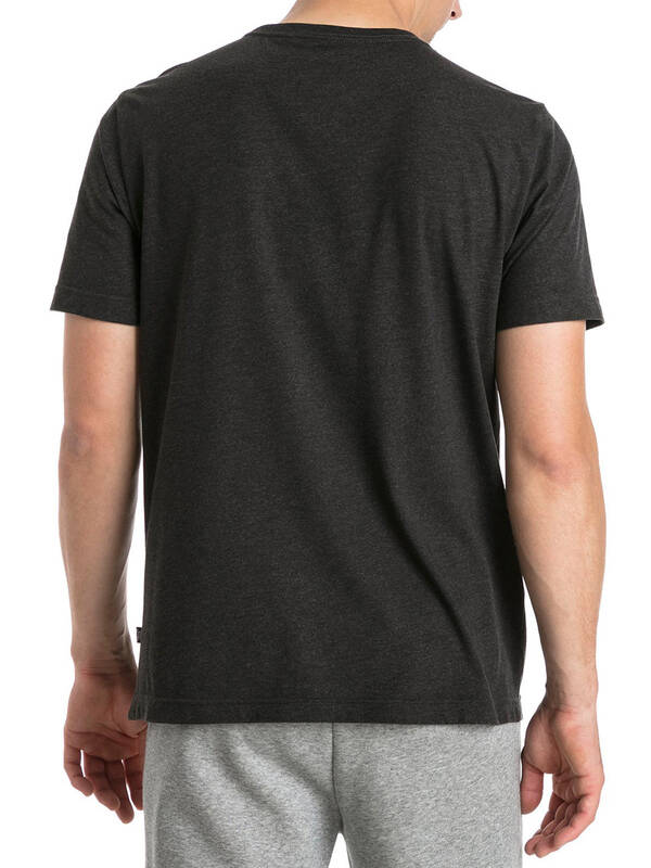 PUMA Essential Tshirt dark-grey-heather