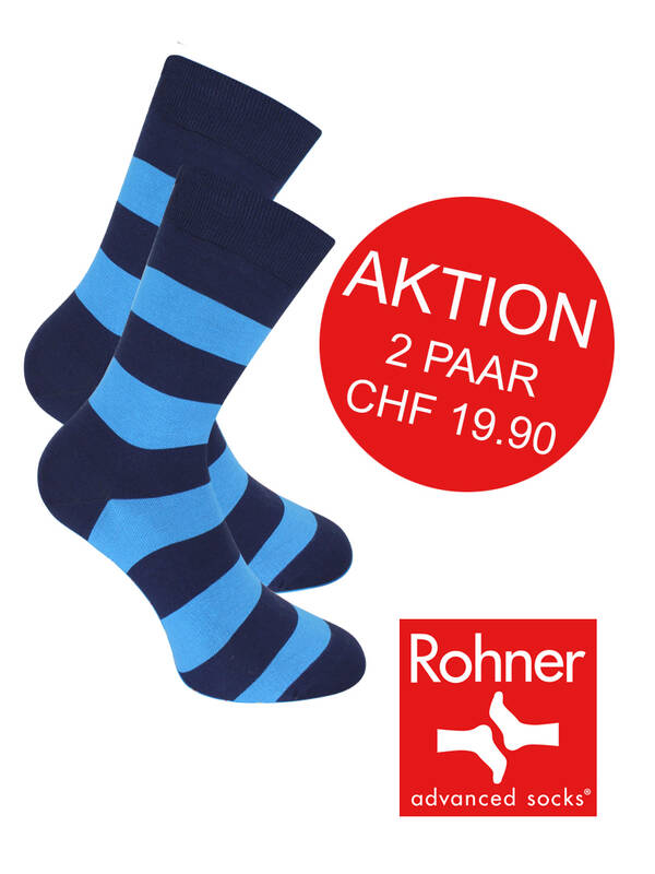 Rohner Advanced 2erPack Socken Liverpool marine/ocean