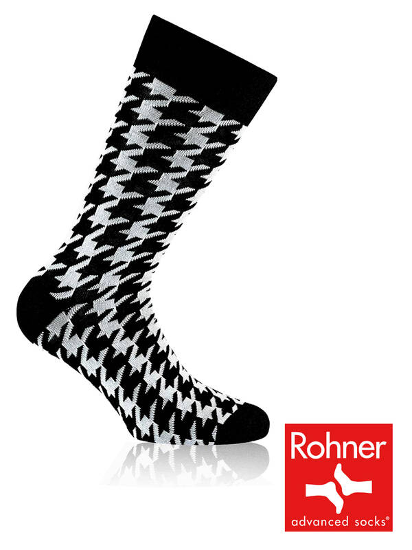 Rohner Vintage Edition black/white