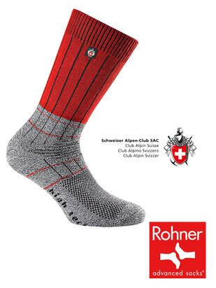 Rohner SAC Fibre High Tech Trekking Socks