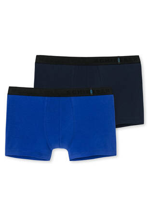2erPack Shorts Schiesser Cotton