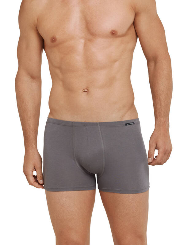Schiesser Shorts 2erPack Essentials taube