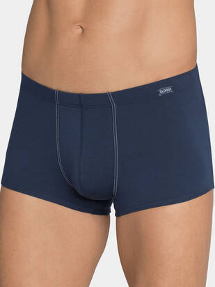 Sloggi men Basic Soft Hipster blau