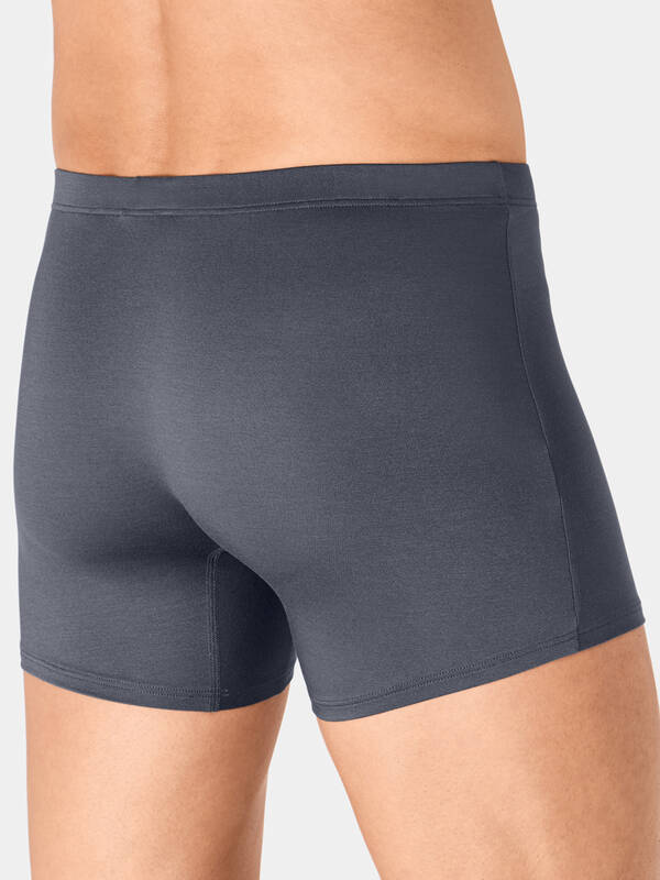 Sloggi men Basic Soft Short grau