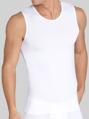 Sloggi men Basic Soft Tanktop weiss