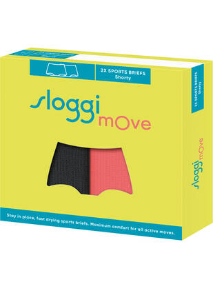 Sloggi mOve Shorty 2erPack