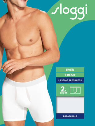 2erPack Sloggi men Short