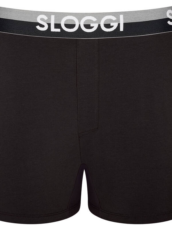 Sloggi men The Slim Boxer black