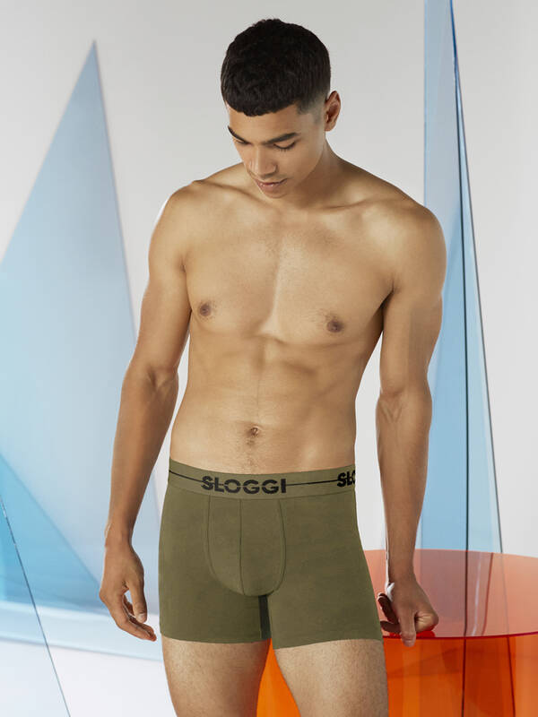 Sloggi men GO 2erPack Short multicolor