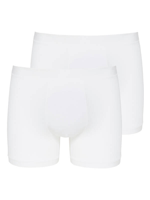 sloggi GO Allround 2erPack Short white
