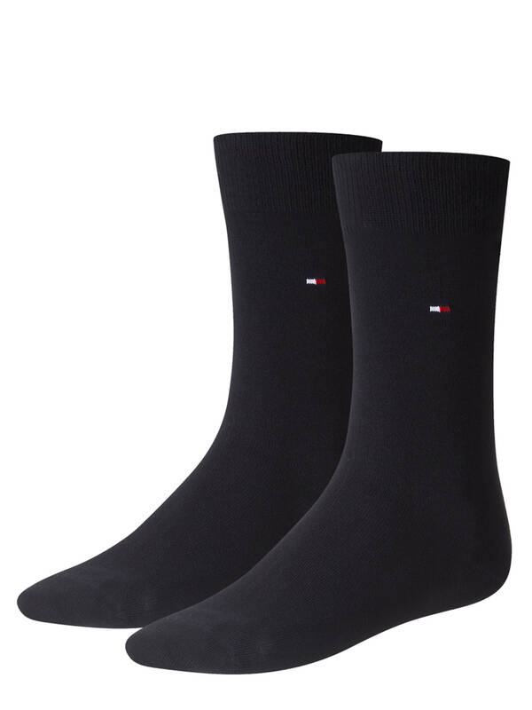 Tommy Hilfiger Men Socks Classic 2erPack dark navy
